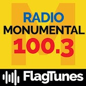 Radio Monumental 100.3 FM by FlagTunes
