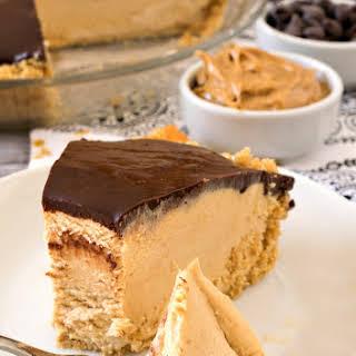 Chocolate Peanut Butter Pie.
