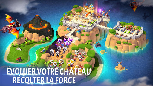 Télécharger Gratuit Epic War - Castle Alliance mod apk screenshots 3