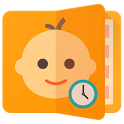 Baby Daybook - Breastfeeding & Care Tracker icon