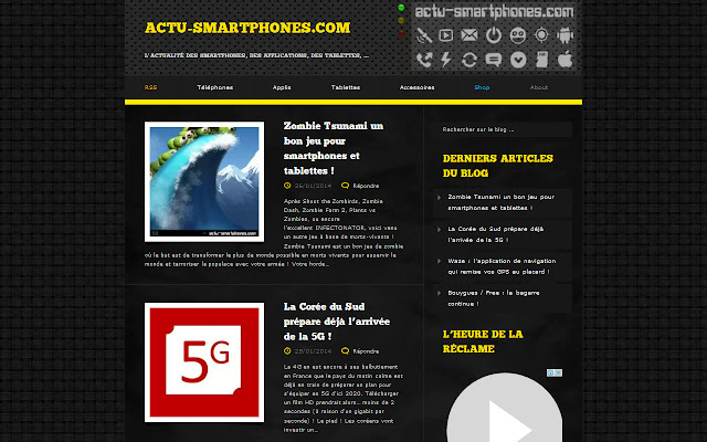 Actu-smartphones.com