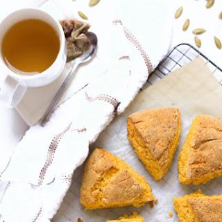 Gluten-free Pumpkin Scones.