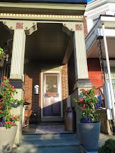 Photo: front door