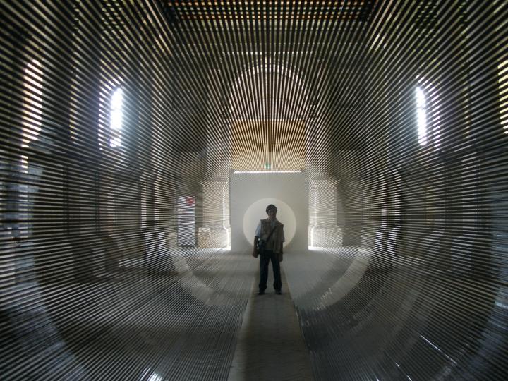 TUNNEL MAGNETICO di Daniele Savio