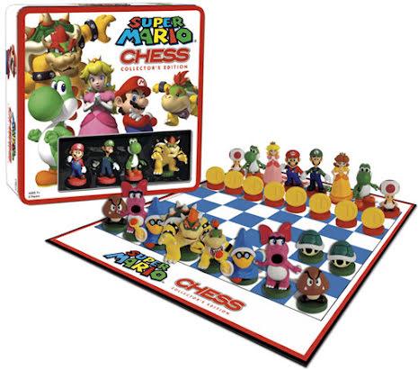 Chess Super Mario