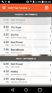 Zama Yoga Toowong- screenshot thumbnail