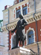 Photo: Памятник Торгильсу Кнутссону