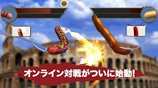 ソーセージレジェンド - オンライン対戦格闘ゲームのおすすめ画像1