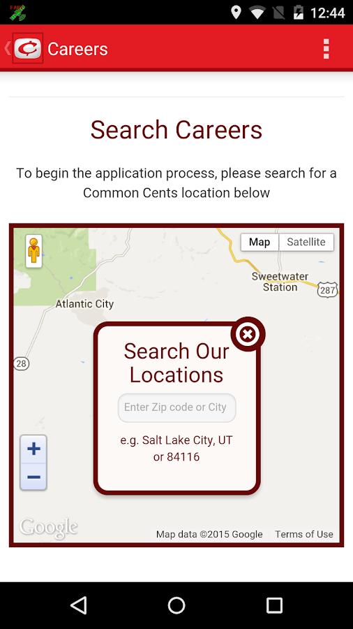 Common Cents Deals- screenshot