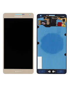 Galaxy A7 2015 Display Digitizer Gold