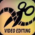 Edição de vídeo icon
