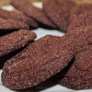 Mexican Hot Chocolate Chip Gluten Free Cookies.