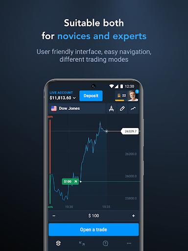 Olymp Trade – Online Trading App screenshot 6