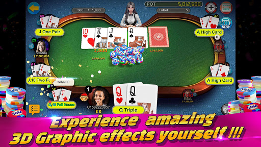 Boss Poker – Texas Holdem Blackjack Baccarat apklade screenshots 1