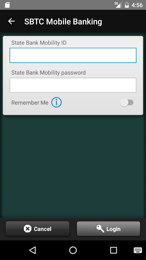State Bank & Trust Co. Mobile- screenshot