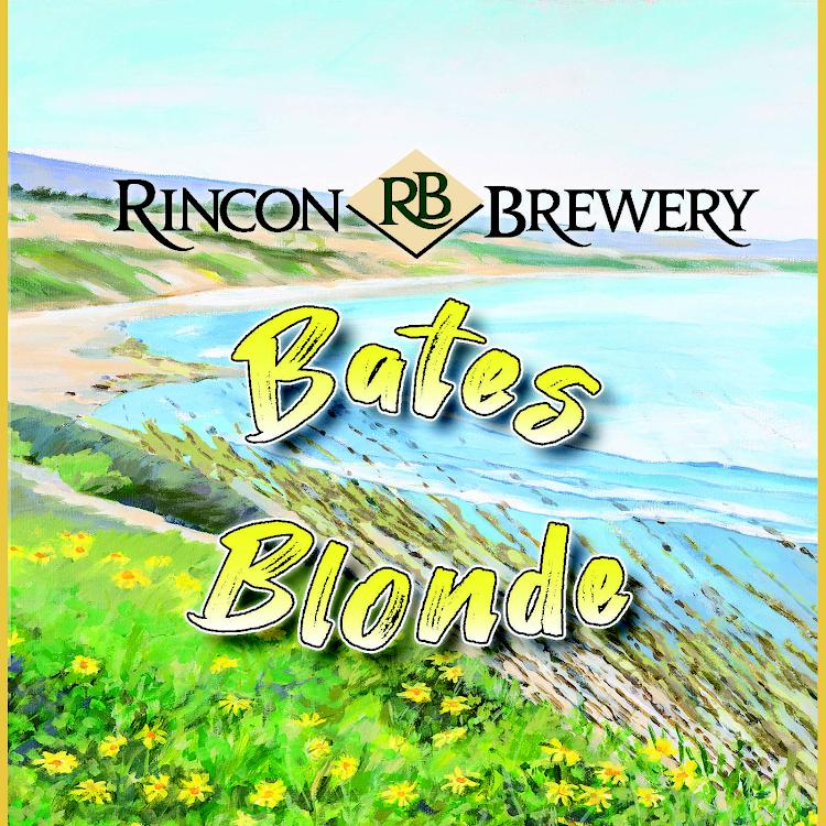 Logo of Rincon Bates Belgian Blonde