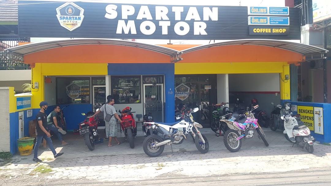 Spartan Motor Bengkel Suspensi Shock Sepeda Motor