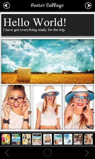 Poster Photo Collage Editor  screenshots 4