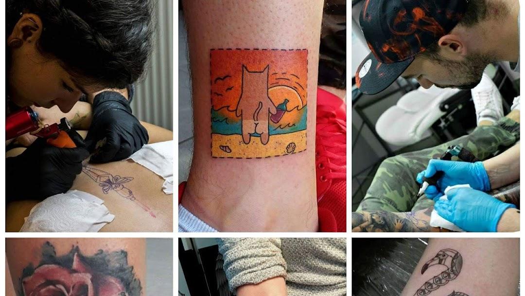 Big Mama Studio Tatuażu I Piercingu Tattoo And Piercing
