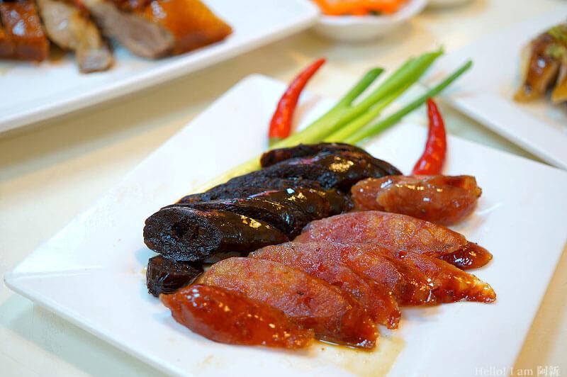 百順滑口燒鴨餐廳,水里美食-11