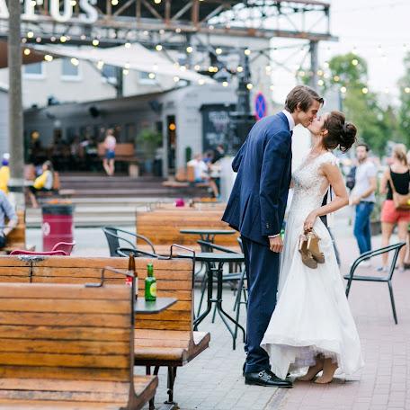 Fotógrafo de bodas Kseniya Shabanova (snajpersha). Foto del 05.09.2017