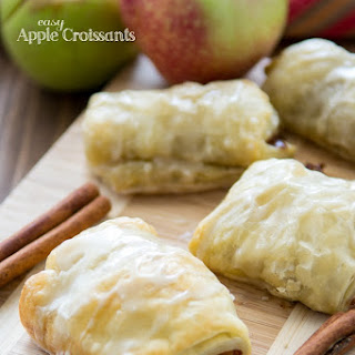 Easy Apple Croissants