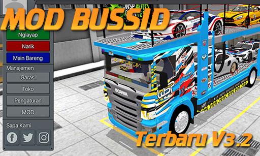 Bussid Mod Buss Truck Mobil 1.5 screenshots 5