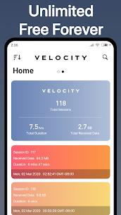 Velocity VPN MOD APK 0.2.3 4