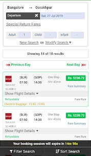 Flight Ticket Booking by Confirmtkt App Latest Version  Download For Android 2