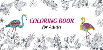 Adult coloring pages animals android app on appbrain Coloring book for adults android