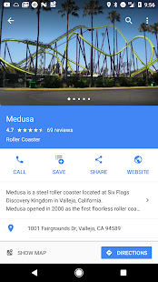 VR Guide: Six Flags Discovery Kingdom - náhled