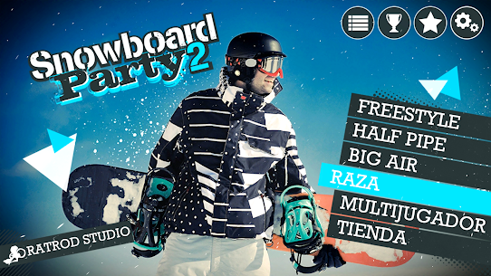 Snowboard Party: World Tour Pro v1.1.1 APK 2