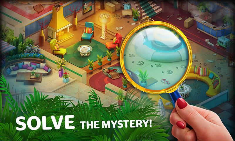 Hidden Hotel: Miami Mystery Android App Screenshot