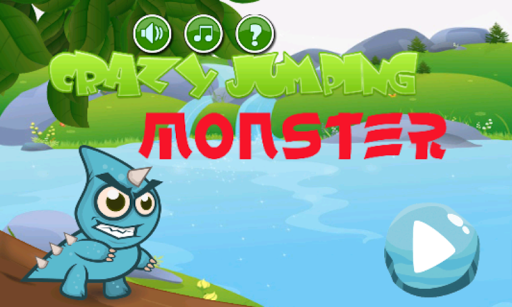 Crazy Jumping Monster