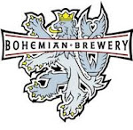 Logo for Bohemian Brewery