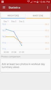 Abs workout- screenshot thumbnail