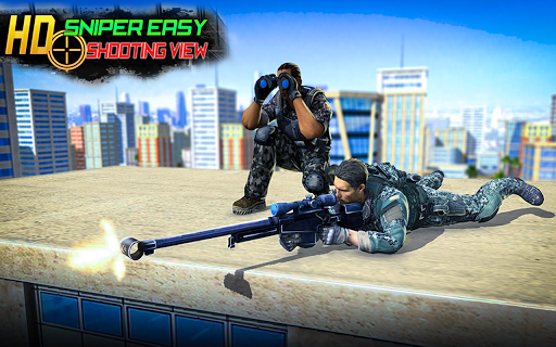 Modern FPS Commando Shooting : Combat Strike Games Apk 1