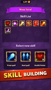 Mage Hero MOD (Unlimited Gems/Coins/Purchase) 5