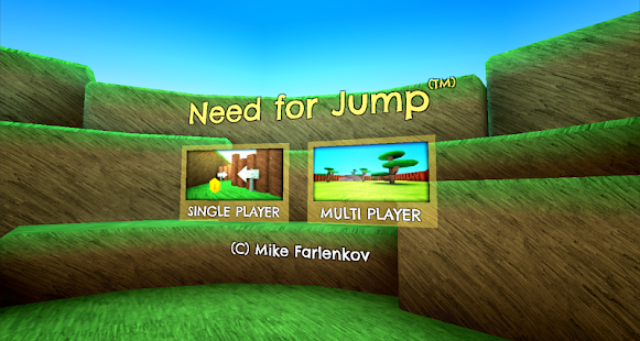 Need for Jump (VR game) Screenshot