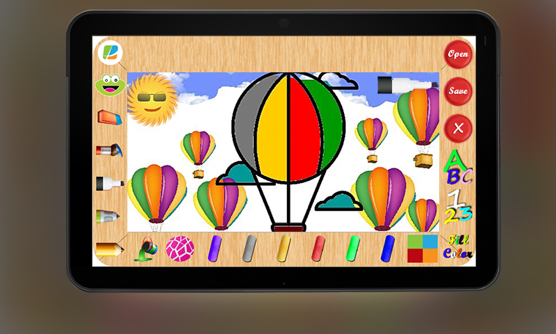 Kids Slate- screenshot