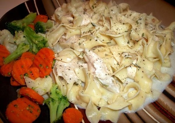 Chicken ~n~ Noodle Casserole Recipe
