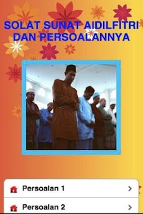Solat Sunat Aidilfitri & Info - náhled
