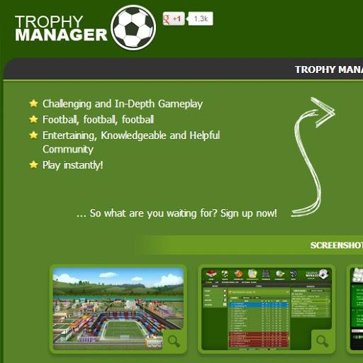 Trophy Manager (game)