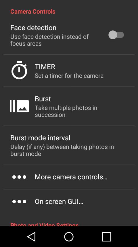 Premium Camera Screenshot 3