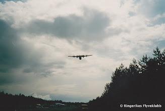 Photo: Eggemoen Flyshow 1988 arrangert av RFK. DHC-7 Widerøe
