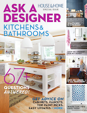 House & Home Specials:  Ask a Designer: Kitchens & Bathrooms