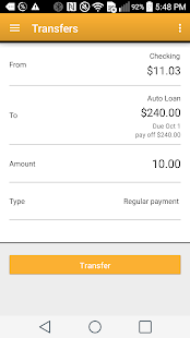 Altier Credit Union Mobile- screenshot thumbnail