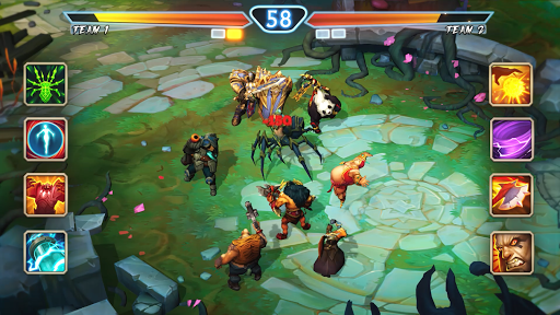 Legends Magic: Juggernaut Wars - raid RPG games filehippodl screenshot 6
