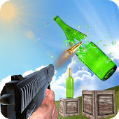 Flip Bottle Shooting Expert 3D