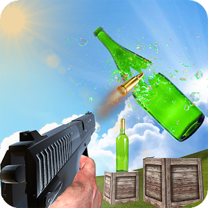 Flip Bottle Shooting Expert 3D for PC and MAC